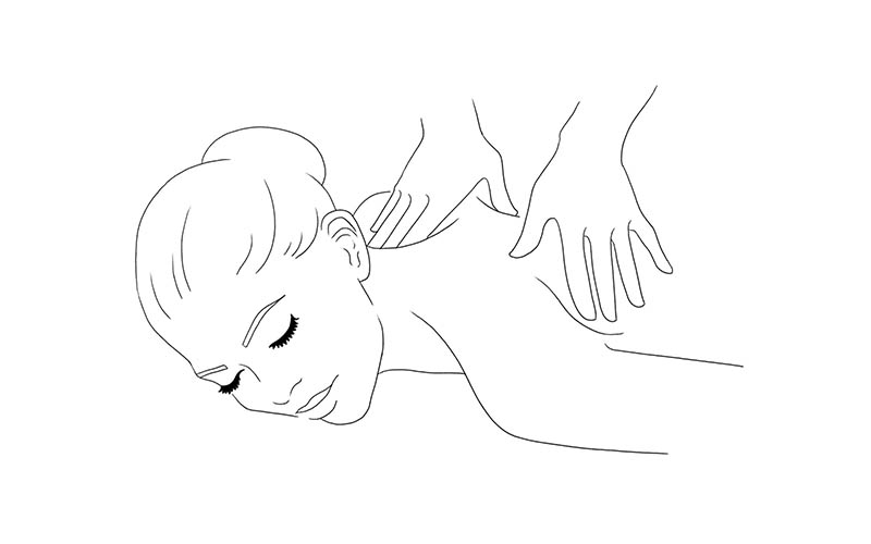 mains-massage